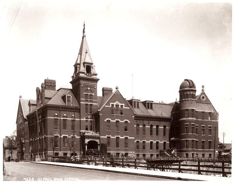 Central High School, Saint Paul, Minnesota