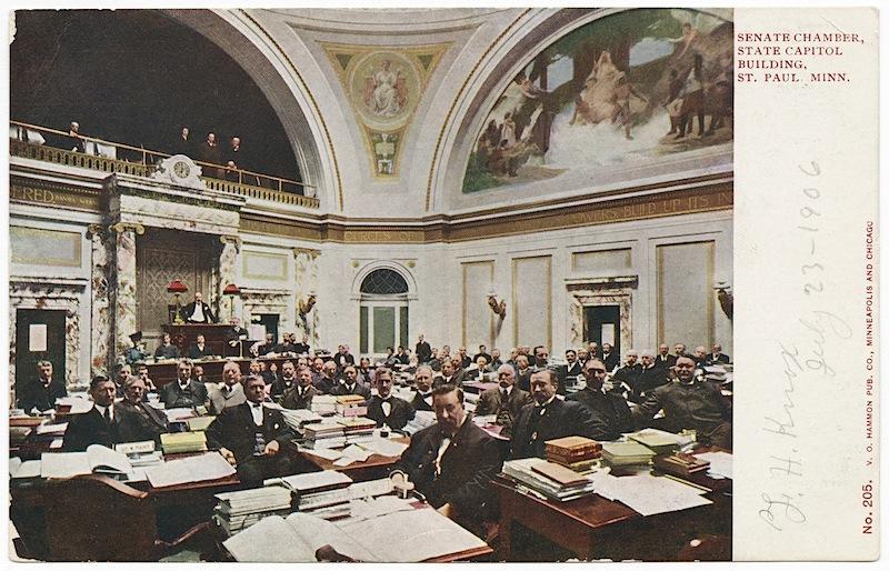 State Senate Chamber, Minnesota State Capitol