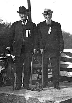 Henry Lauer and Isaac Labisonniere
