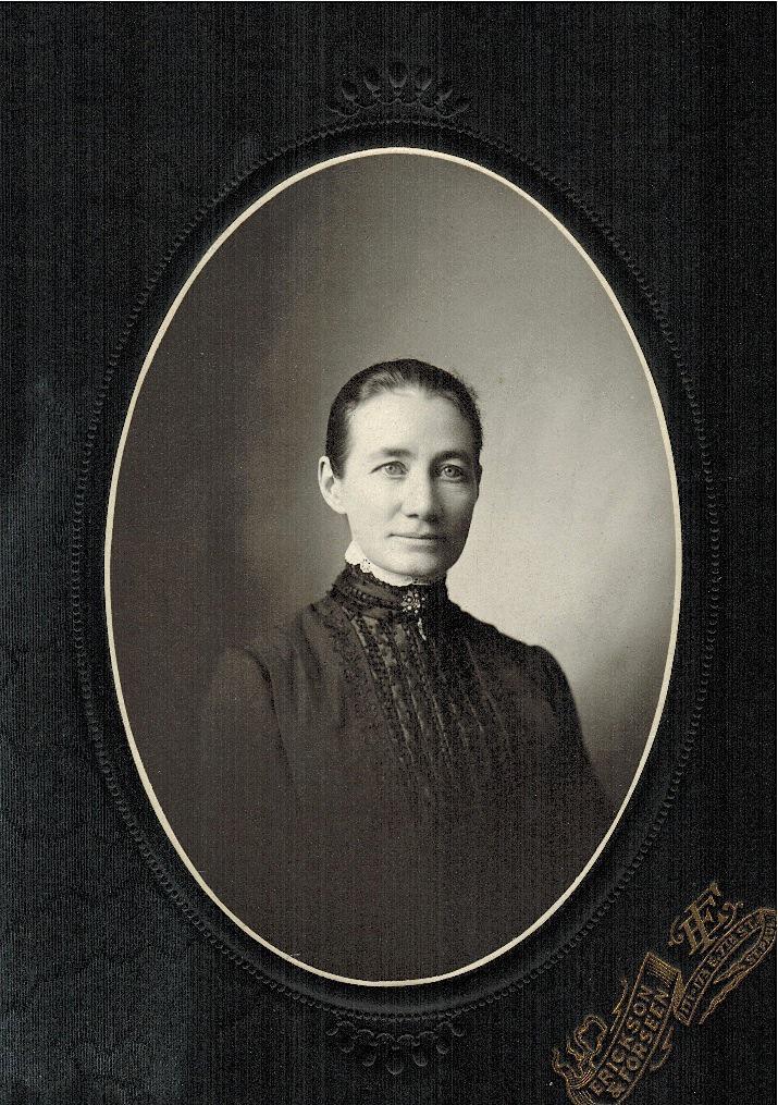Jennie Isaacson, Wife of Eric Isaacson