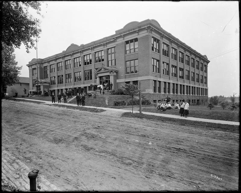 Johnson High School, Saint Paul, Minnesota