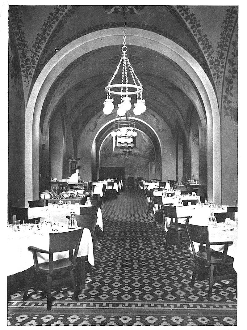 Rathskeller Cafe, Basement, Capitol Building
