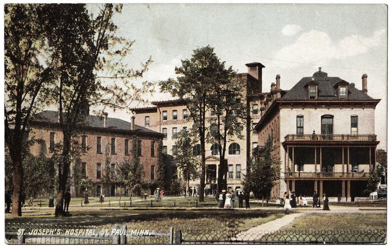 St. Joseph's Hospital, Saint Paul, Minnesota