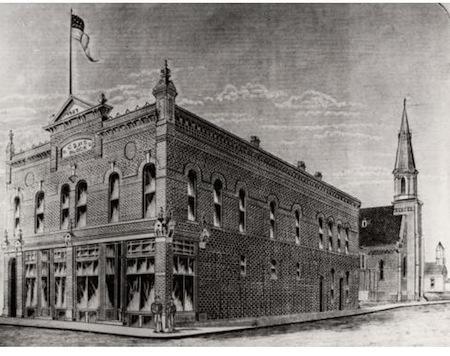 CSPS Hall, Saint Paul, Minnesota