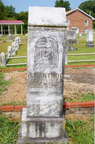 Felix Arthur Grave