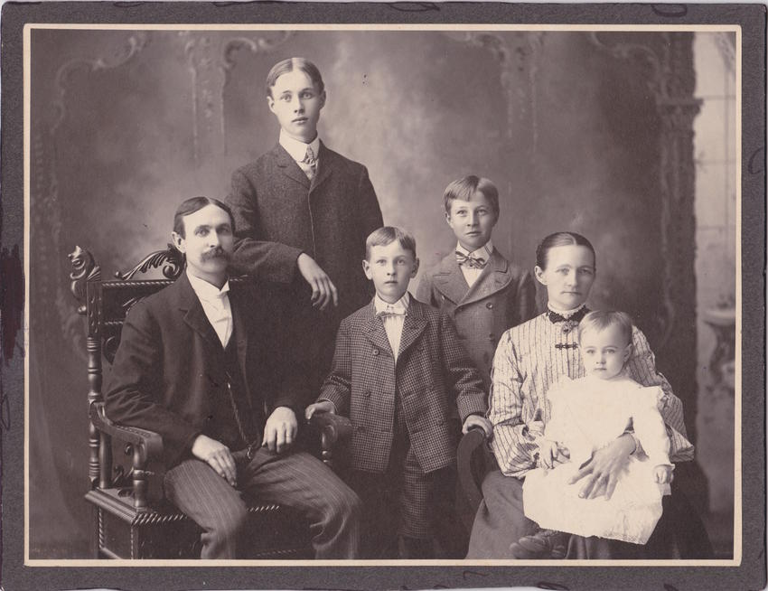 Henry A. Ostedt family