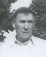 Portrait of Otto Manke, Saint Paul, Minnesota