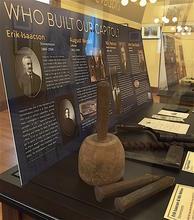 Capitol exhibit tools